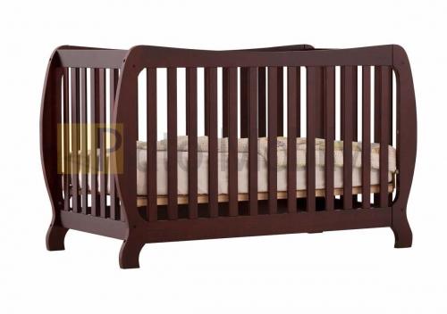 ahşap bebek besiği bb 011