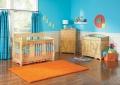 Ahşap Bebek Odası Model BOT-002