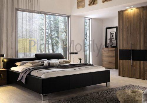 ceviz kaplamalı yatak odası