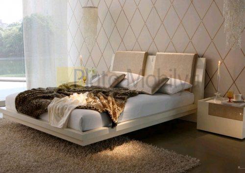 krem lake yatak odası