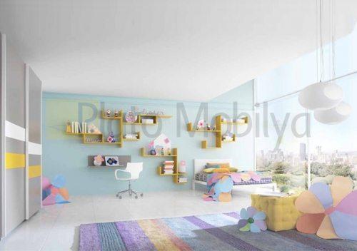 modern genç odası cot029a