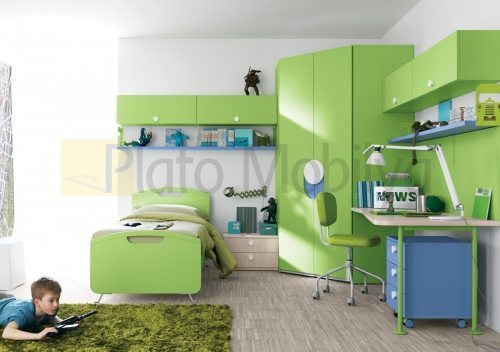 modern genç odası go 003