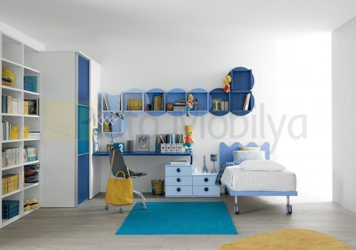 modern genç odası go 005