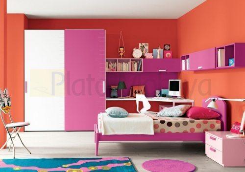 modern genç odası go 007