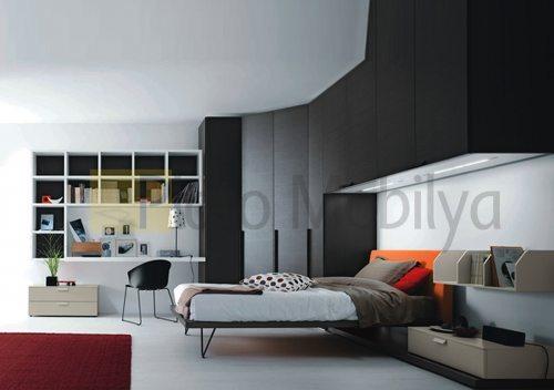 modern genç odası go 024