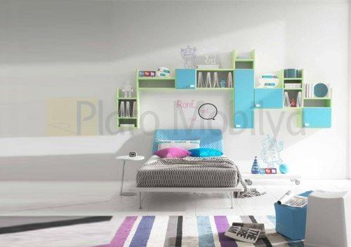 Modern Genç Odası GO-032d