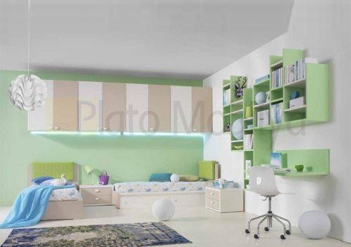 Modern Lake Genç odası GO-031a