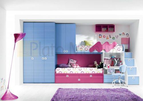 modern genç odası go 006