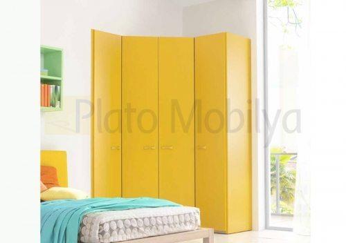 Modern Renkli Genç Odası GO-034d