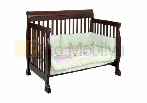 Ahşap Bebek Beşiği bb 053