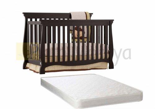 Ahşap Bebek Beşiği bb 054