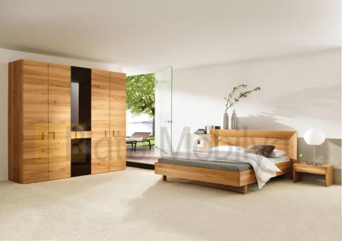 Modern Ahşap Yatak Odası Takımı YOT-020