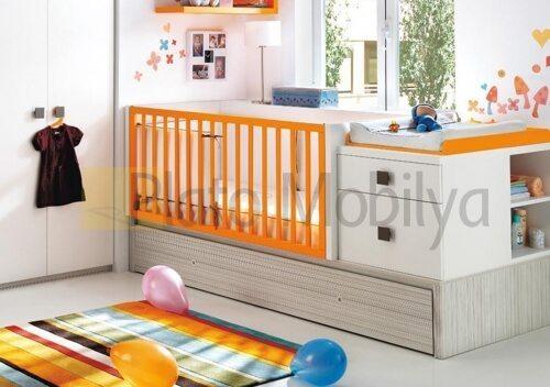 Modern Bebek Beşiği BB-061