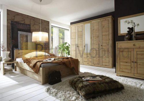 Ahşap Yatak Odası Takımı Fiyatları YOT-021