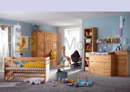 Ahşap Bebek Odası BOT-033