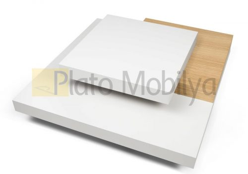 Modern Ahşap Orta Sehpa SM-012