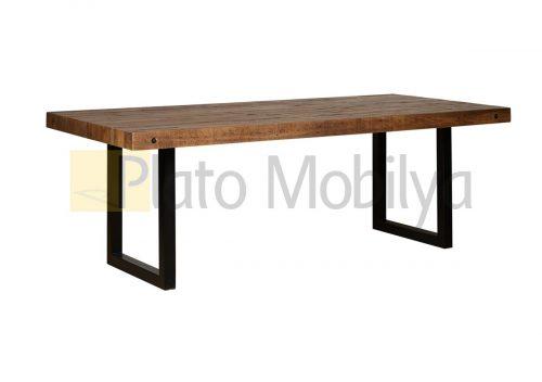 Ahşap Yemek Masası YM-014