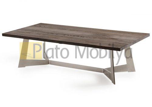 Meşe Orta Sehpa Modeli SM-013
