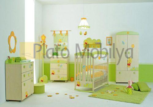 Temalı Bebek Odası BOT-029