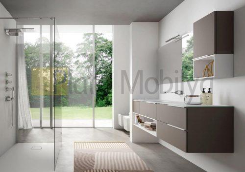 Modern Banyo Dolabı BD-006