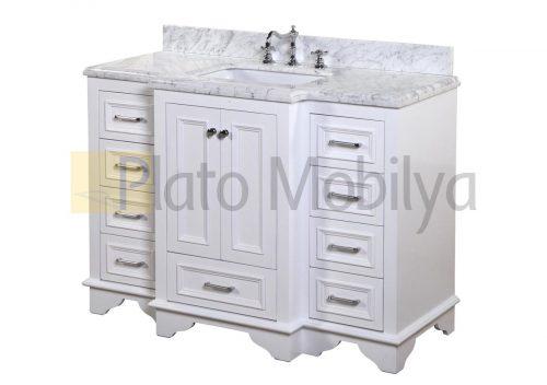 Country Banyo Dolabı BD-008