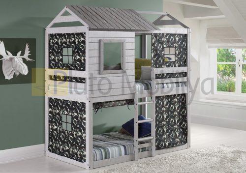 Loft Style Kids Bed