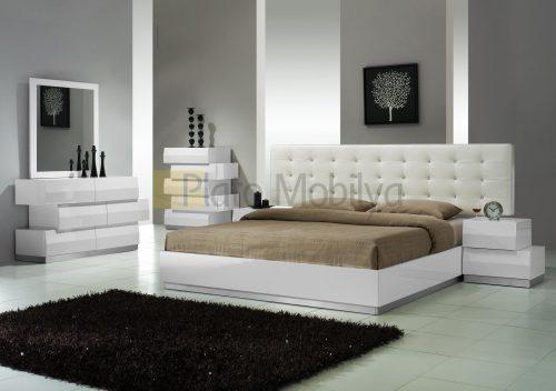 Beyaz Lake Yatak Odası YOT-033