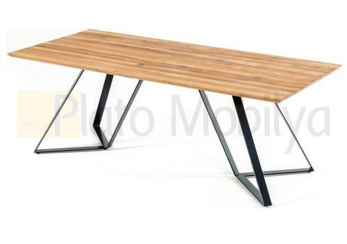 Modern Ahşap Yemek Masası YM-020