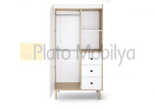 Beyaz Modern Bebek Odası BOT-042