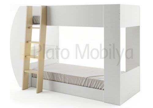 Beyaz Mdf Ranza Modeli RM-085