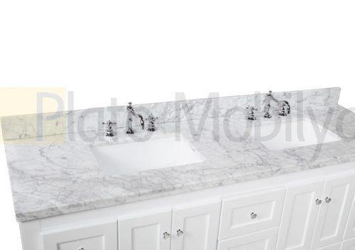 İkili Banyo Dolabı BD-012