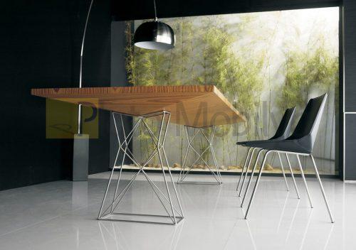 Modern Metal Ayaklı Yemek Masası YM-023