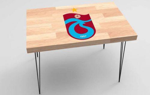 Trabzonspor Baskılı Taraftar Sehpa BS-013
