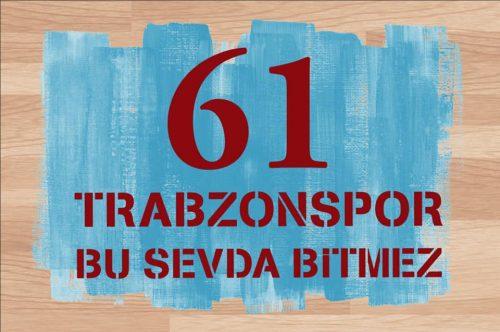 Trabzonspor Baskılı Taraftar Sehpa BS-015