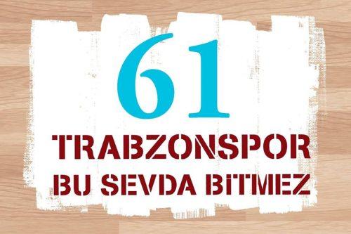 Trabzonspor Baskılı Taraftar Sehpa BS-011